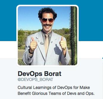 devops borat Microservices in Bluemix