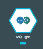 mqlight Microservices in Bluemix